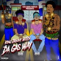 Lil Jairmy - Da Gas Way mixtape cover art
