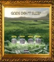 LKTonio - Gods Don't Sleep mixtape cover art