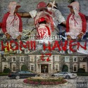 Lz - Homicide Haven mixtape cover art