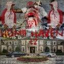 Lz - Homicide Haven mixtape cover art