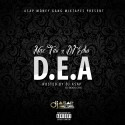 Mac Tev & DJ Echo - D.E.A mixtape cover art