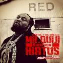 Mr. Quiji - Back From Hiatus mixtape cover art