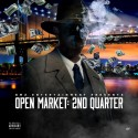 Open Market 2nd Quarter mixtape cover art