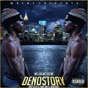 WildBunchDeno - DenoStory mixtape cover art
