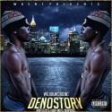WildBunchDeno - DenoStory mixtape cover art