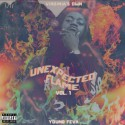Young Feva - Unexpected Flame mixtape cover art