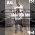 AG - Ride With Me mixtape cover art