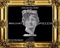 Bfb Da PackMan - Brilliant Pieces mixtape cover art