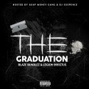 Blaze Bundlez & Legion Invictus - The Graduation mixtape cover art
