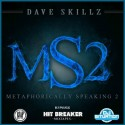 Dave Skillz - Metaphorically Speaking 2 mixtape cover art