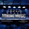#DTMMoneyTeam - Money Making Music mixtape cover art