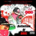 Dubb D - DOB: Definition Of Bool mixtape cover art