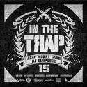 In The Trap 15 mixtape cover art
