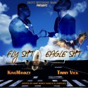 King Mankey & Timmy Vick - FlySh*t EagleSh*t mixtape cover art
