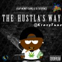 KrazyTune - The Hustla's Way mixtape cover art
