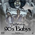 The Hebrews - 90's Babys mixtape cover art
