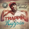 Young Breed - Trappin & Rappin mixtape cover art