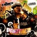 Premier Productions mixtape cover art