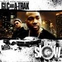 GLC - Drive Slow mixtape cover art