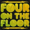 Four On The Floor 2 mixtape cover art