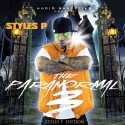Styles P - The Paranormal 3 mixtape cover art