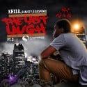 Khxlil - The Last Laugh 2 mixtape cover art