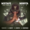 Young D - Mixtape Monsta 6 mixtape cover art