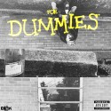 B Mims - Dummies EP mixtape cover art