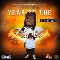 King Gibbs - Year Of The Flame mixtape cover art