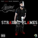 Rapheal Sparks - Straight Flames mixtape cover art