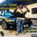 Luh Semi - Call Me Luh Semi mixtape cover art