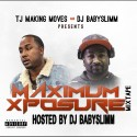 Maximum Exposure mixtape cover art