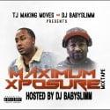 Maximum Exposure mixtape cover art
