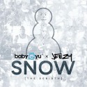 Young Jeezy - Snow (The Rebirth) mixtape cover art