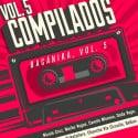 Compilation Bacanika 5 mixtape cover art