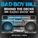 Behind The Decks mixtape cover art