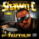 Shawn C - Trapfolio mixtape cover art