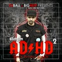 Slim Jim - ADHD 2 mixtape cover art