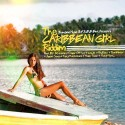 The Caribbean Girl Riddim mixtape cover art