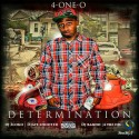 4-One-0 - Determination mixtape cover art