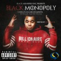 Black Monopoly (Hosted By Kevin Gates) mixtape cover art