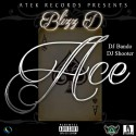 Blizz D - Ace mixtape cover art