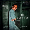 Boston George - Lil Harlem mixtape cover art