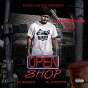 Breezy2Times - Open Shop mixtape cover art