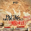 Brothers To Death - Music Revelations (Hood Files) mixtape cover art