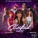 Certified R&B mixtape cover art