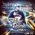 Choppy Da Don - Wave O Rama mixtape cover art
