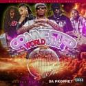 Connected Worldwide 4 mixtape cover art