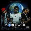 Connected Worldwide 5 mixtape cover art