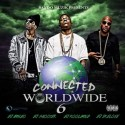 Connected Worldwide 6 mixtape cover art